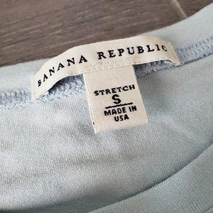 Banana Republic Tops - Banana Republic Light Sky Blue Tank Top - Size S